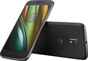 Moto E3 Power (Black, 16 GB) – Best Budgeted Smart Phone