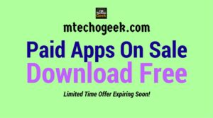 Get 10 paid iPhone Apps on Sale:  FREE for Limited Time (Hurry)