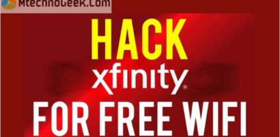 How to Hack WiFi Network – Hack Xfinity WiFi
