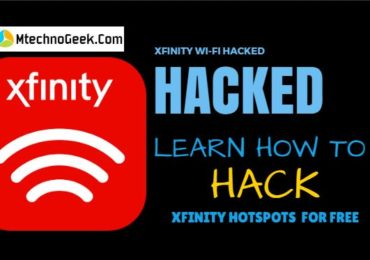 How To Hack Xfinity Wi-Fi Hotspots For Free WiFi