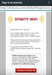 Mac Address Changer - Xfinity Wifi Hacker 16