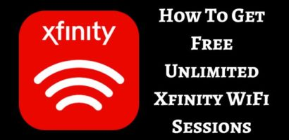 How To Get Free Unlimited Xfinity WiFi Sessions