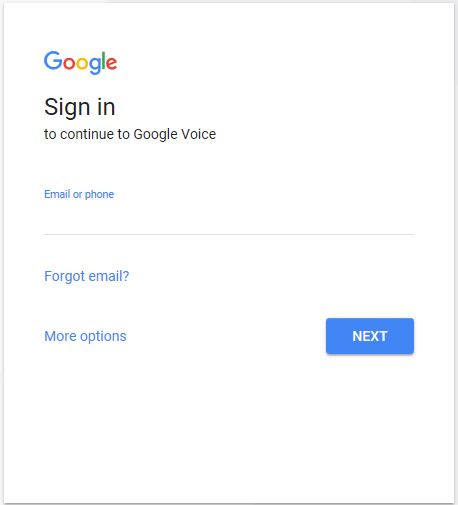 Google Voice Account and FREE Google Voice Number Outside USA 1