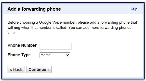 Google Voice Account and FREE Google Voice Number Outside USA 5