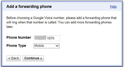 Google Voice Account and FREE Google Voice Number Outside USA 6