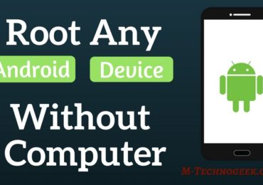 How to Root An Android Device Without Computer