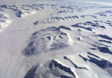Scientists discover close to 100 Volcanoes underneath Antarctic Ice sheet