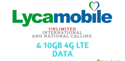 Lycamobile Review – Unlimited International Calling