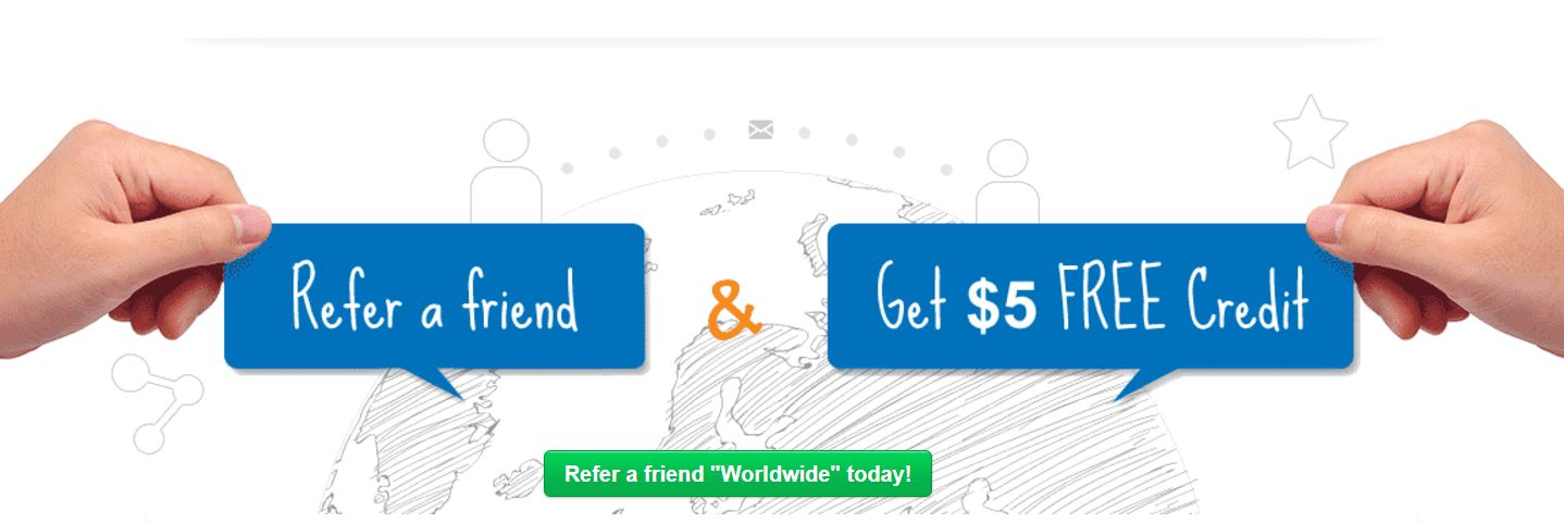 Lycamobile Unlimited International Calling Special Offer - 70% off Refer a Friend