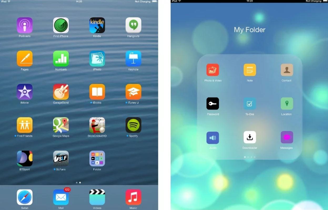 how-to-lock-folder-on-iPad