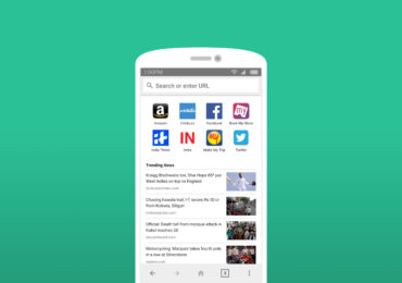 Amazon launches a lite Android web browser app in India